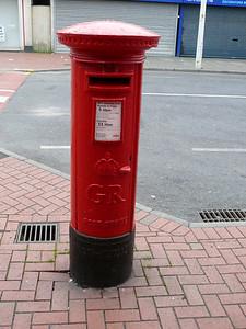 FY7 16 - Fleetwood, Poulton Street  Lord Street 100429
