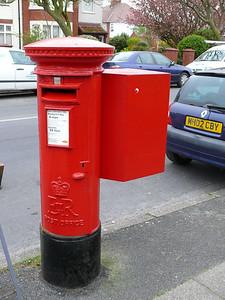 FY7 11 - Fleetwood, Rossall Grange Lane 100429
