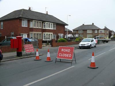 FY7 11 - Fleetwood, Rossall Grange Lane 100429 [location]