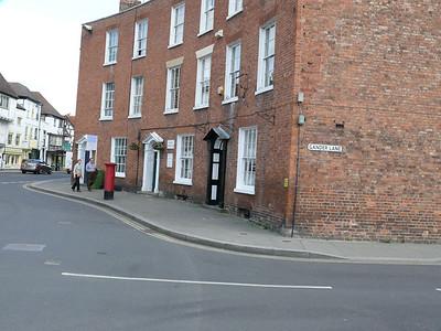 GL20 25 - Tewkesbury, Church Street 110407 [location]