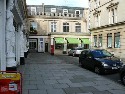 GL50 08 - Cheltenham, Montpellier Walk 110725 [location]