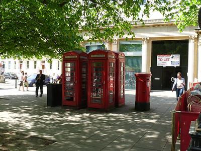 GL50 13 - Cheltenham, Promenade  Crescent Terrace 110407 [location]