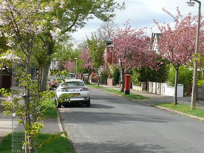 GL52 251 - Cheltenham, Eldon Road 110407 [location]