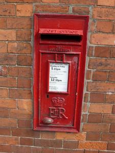GL52 63 - Cheltenham, XPO Hales Road 110725