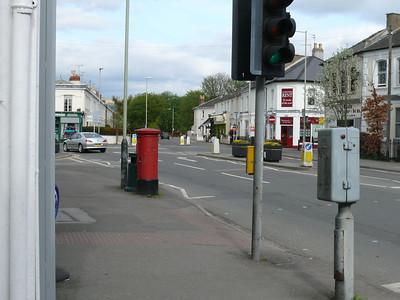GL52 65 - Cheltenham, Hewlett Road 110407 [location]