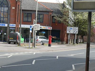 GL52 14 - Cheltenham, Albion Street 110407 [location]
