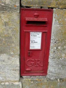 GL54 176 - Northleach, Eastend 110723