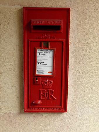 GL7 555 - Cirencester PO, 12 Castle Street 110725