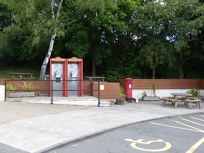 HD6 284 - Hartshead Moor East Services, M62 150809 [location]