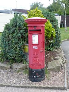 HD6 285 - Hartshead Moor West Services, M62 150809