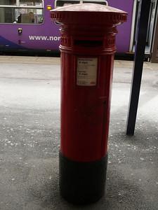 HG1 9 - Harrogate, Railway Station 110426