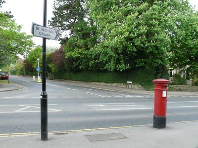 HG1 25 - Harrogate, Ripon Road  Duchy Road 110426 [location]