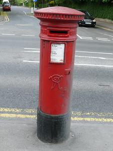 HG1 25 - Harrogate, Ripon Road  Duchy Road 110426