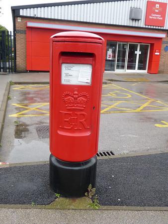 HU9 307 - Hull, CDO, Citadel Park, Tower Street 150620
