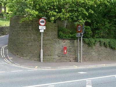HX2 204 - Luddenfoot, John Naylor Lane 090526 [location]