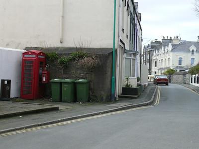 IM9 125 - Castletown, The Crofts  Malew Street 110331 [location]