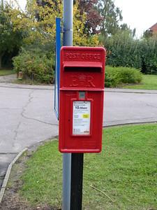 IP16 4651 - Theberton, Church Road 121018