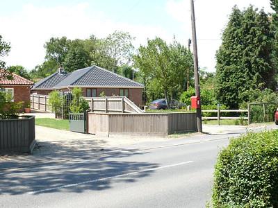 IP16 4664 - Leiston, Abbey Road 110620 [location]