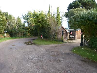 IP16 4657 - Aldringham, Church Lane 121018 [location]
