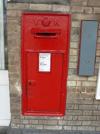 IP2 1047 - Ipswich, Railway Station 110622
