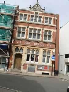 IP33 2280 - Bury St Edmunds PO, Cornhill Street 110626 [location]