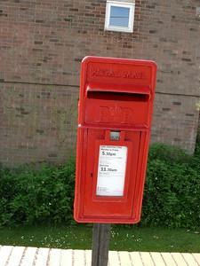 IP33 2064 - Bury St Edmunds, Cotton Lane  Pickwick Crescent 110626