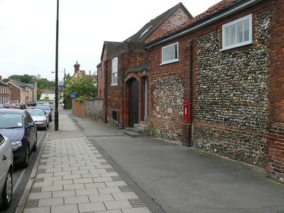IP33 2087 - Bury St Edmunds, Southgate Street 110626 [location]
