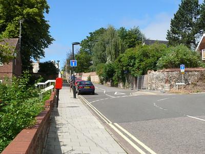 IP33 2064 - Bury St Edmunds, Cotton Lane  Pickwick Crescent 110626 [location]