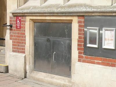 IP33 2280 - Bury St Edmunds PO, Cornhill Street 110626