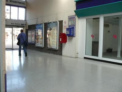 IV1 28 - Inverness Railway Station 090721 [location]