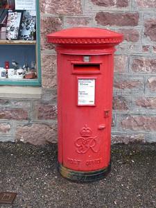 IV26 236  - Ullapool PO, West Argyle Street 150429