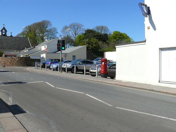 JE2 1 - St Helier, PO La Route Du Fort  Elizabeth Street 110412 [location]