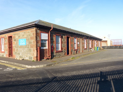 KA10 7 - Troon, Harbour Road, nr Craig Road 161010 [location]