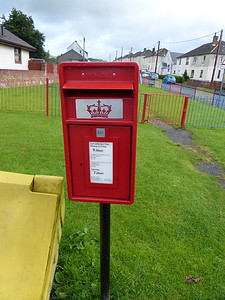 KA18 9 - New Cumnock, Pathhead  Polquhays Road 170805