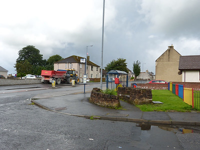 KA18 9 - New Cumnock, Pathhead  Polquhays Road 170805 [location]