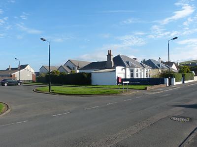 KA26 33 - Ballantrae, Shore Road  Onslow Place 150929 [location]