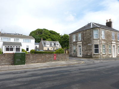 KA28 72 - Isle of Cumbrae, Millport, Glasgow Street  Craig Street 160627 [location]