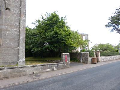KA28 70 - Isle of Cumbrae, Millport, Parish Church 160627 [location]