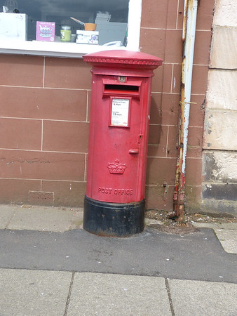 KA28 1111 - Isle of Cumbrae, Millport PO, Guildford Street 160627