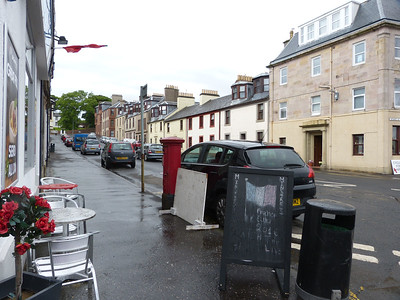 KA28 88 - Isle of Cumbrae, Millport, Cardiff Street 160627 [location]