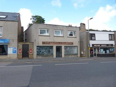 KW1 27 - Wick, High Street : Whitechapel Road 170625 [location]