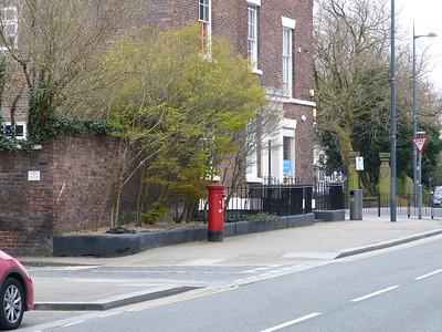 L1 30 - Liverpool, Hope Street  Upper Duke Street 160401 [location]