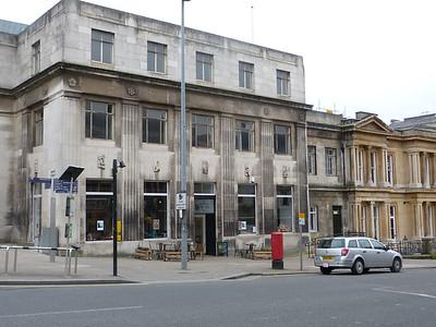L1 143 - Liverpool, Hardman Street  Hope Street 160401 [location]