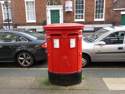 L1 150 [l]  1150 [r] - Liverpool, Rodney Street  Knight Street 161026