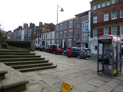 L1 407 - Liverpool, St Lukes Church, Bold Street  Berry Street 140307 [location]