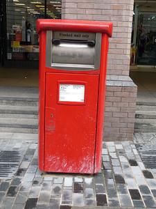 L1 36 - Liverpool, St Johns Centre, Hoghton Street 170123