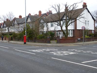L23 165 - Crosby, Moor Drive  Moor Lane 160401 [location]