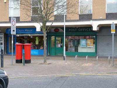 L23 451 - Crosby PO, Liverpool Road 160401 [location]