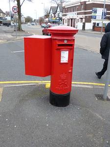 L23 325 - Crosby, Queens Road  Liverpool Road 160401