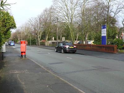 L37 88 - Formby, Freshfield Road  Long Lane 100128 [location]